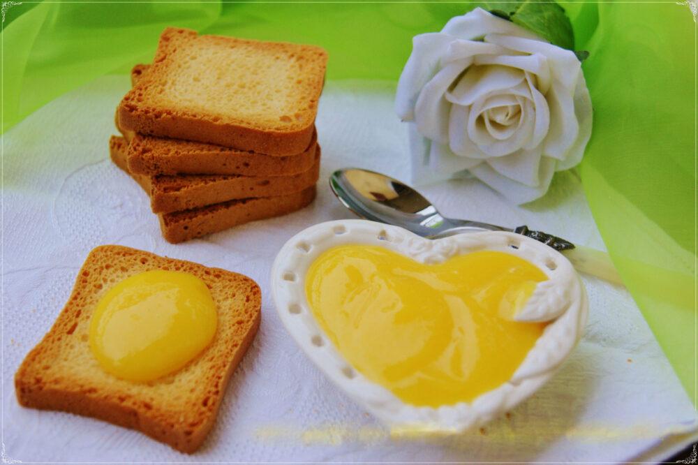 Lemon curd -Senza glutine per tutti i gusti
