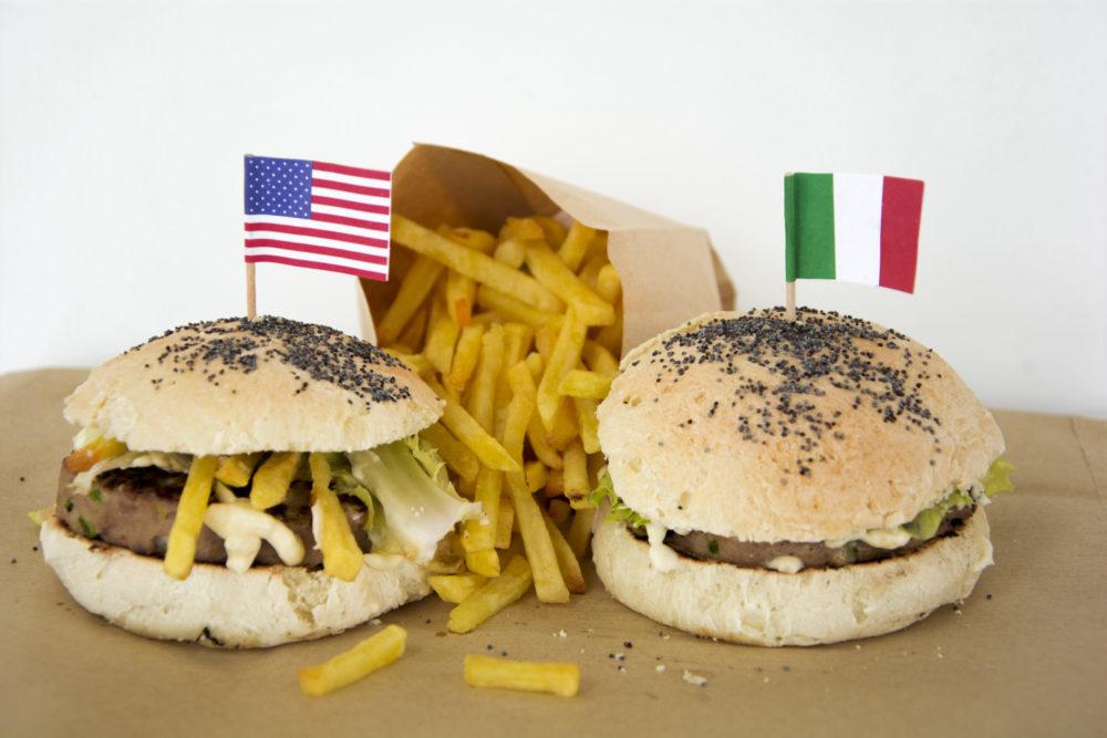 Hamburger di pollo -Senza glutine per tutti i gusti