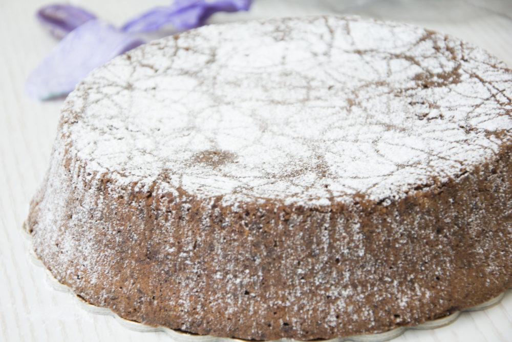 Torta caprese di Sal de Riso-Senza glutine per tutti i gusti