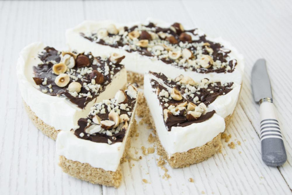Torrta cornetto Algida -Senza glutine per tutti i gusti
