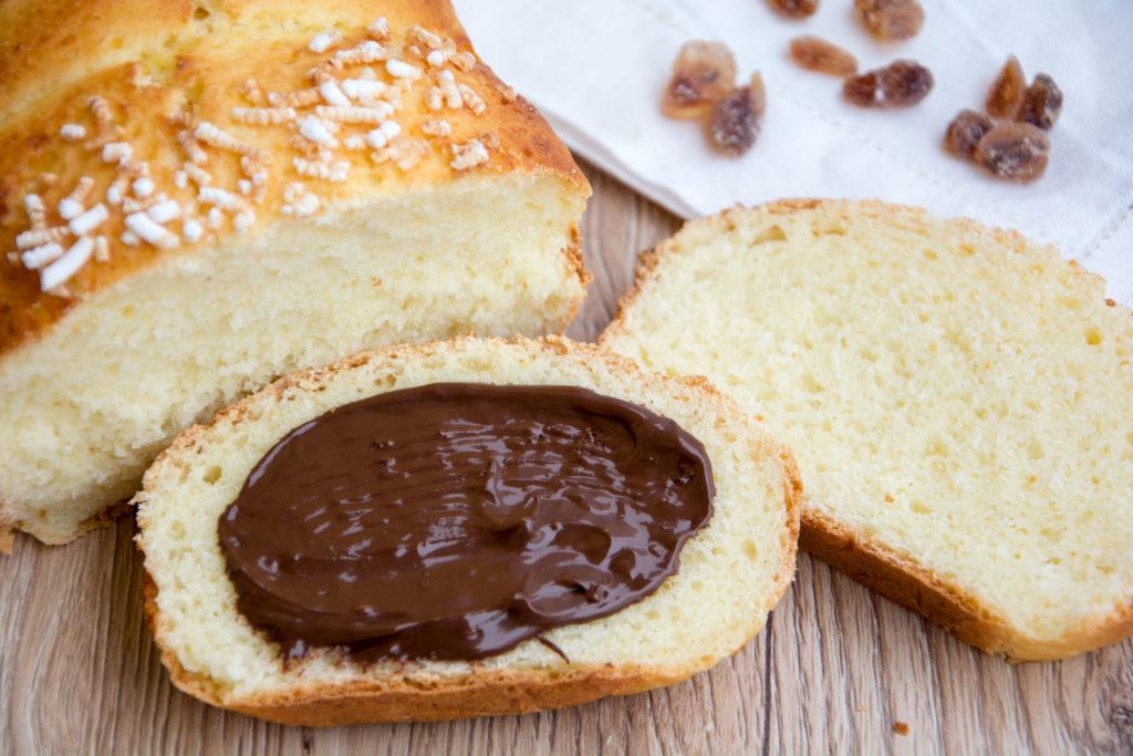 Pan Brioche facilissimo -Senza glutine per tutti i gusti