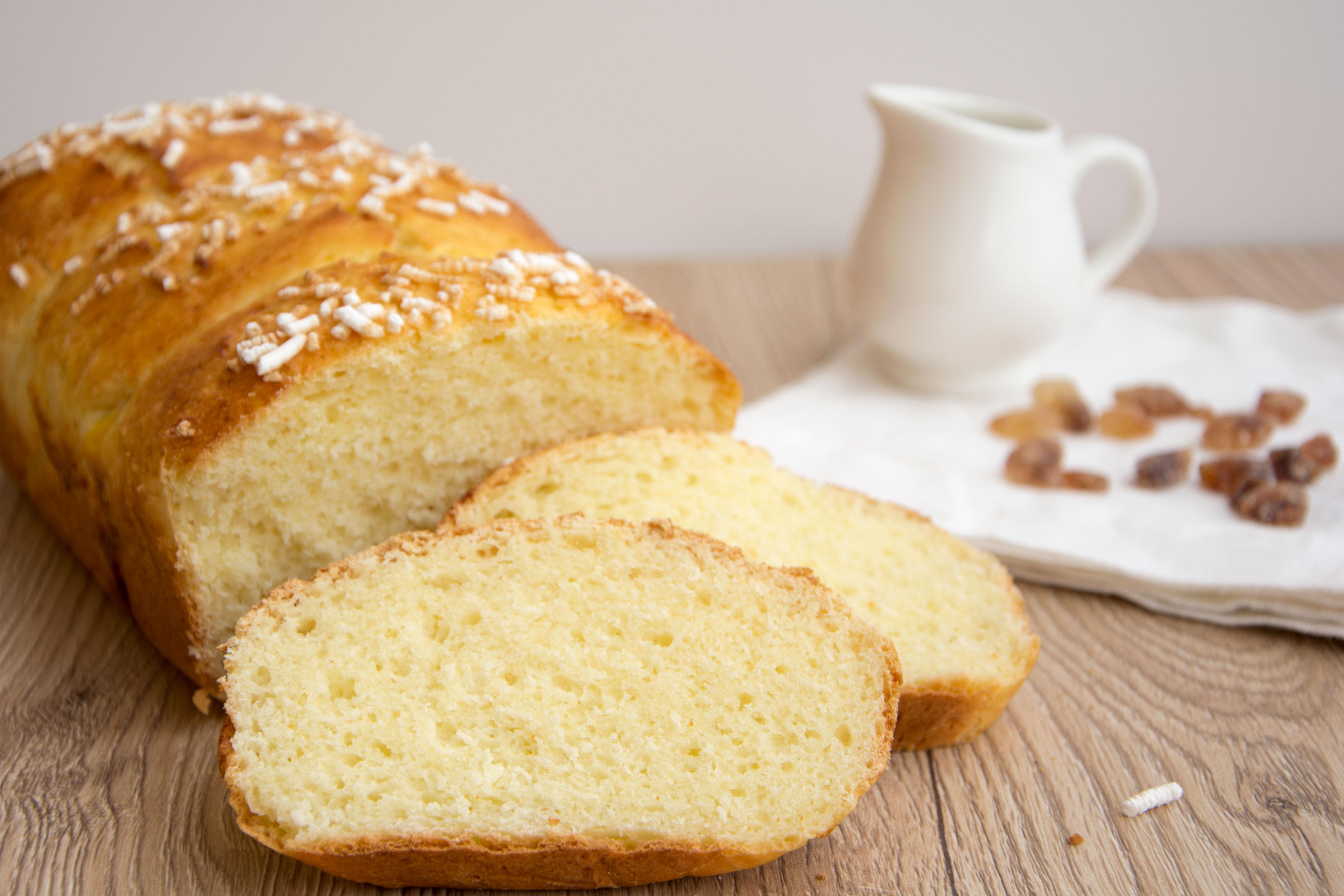 Ricetta Brioches Senza Glutine.Pan Brioche Facilissimo Senza Glutine Per Una Colazione Sofficissima