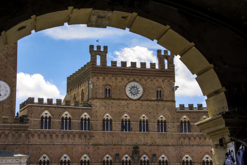 Siena Piazza del Campo-Senza glutine per tutti i gusti