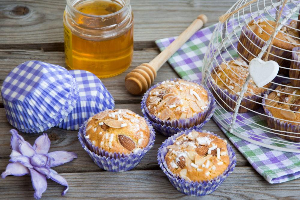 Muffin Colomba -Senza glutine per tutti i gusti