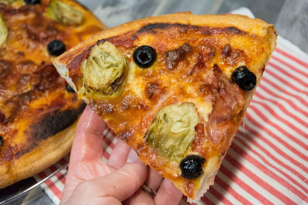 Pizza in teglia con lievito madre-Senza glutine per tutti i gusti