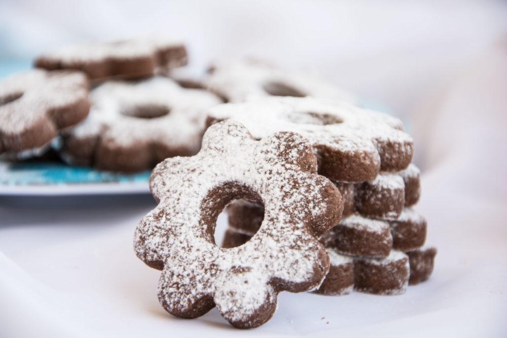 Canestrelli al cacao - Senza glutine per tutti i gusti