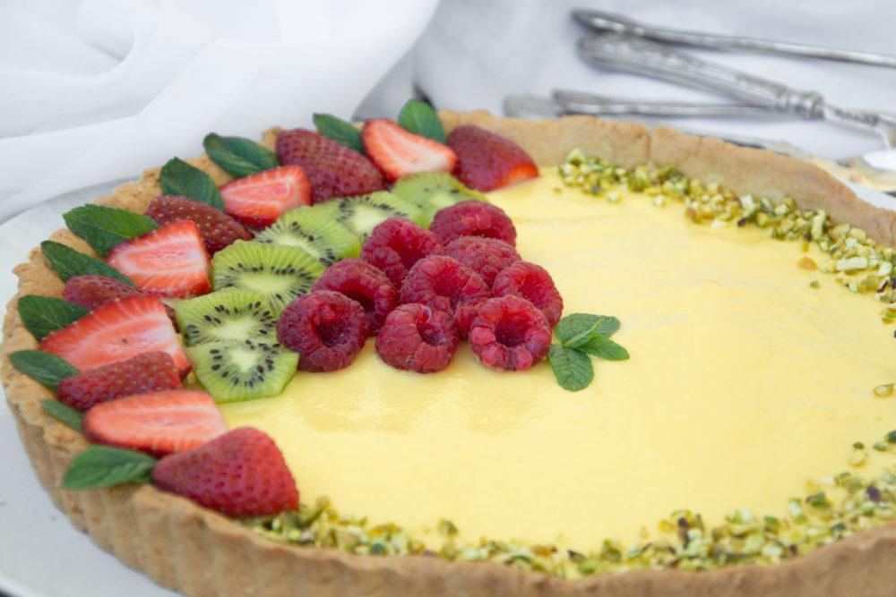 Crostata alla frutta -Senza glutine per tutti i gusti