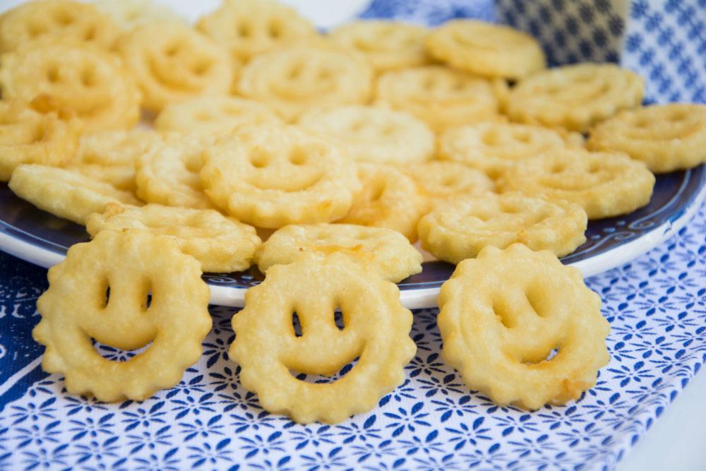 Smile di patate -Senza glutine per tutti i gusti