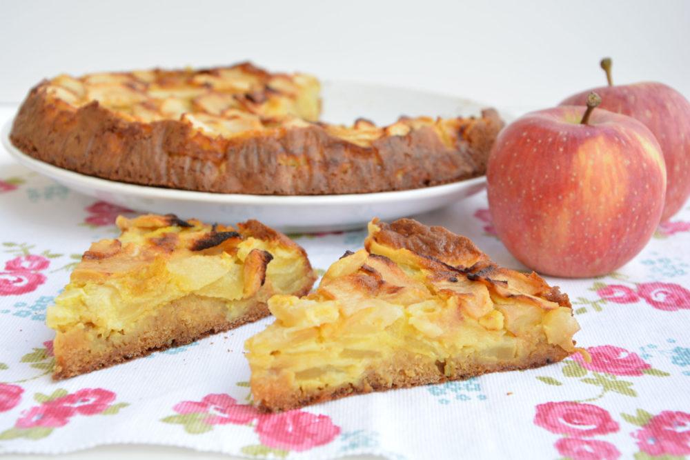 Torta di mele delle Simili -Senza glutine per tutti i gusti