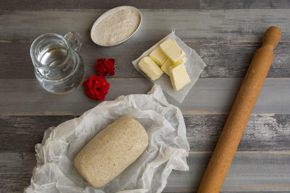 Pasta brisée al grano saraceno-Senza glutine per tutti i gusti