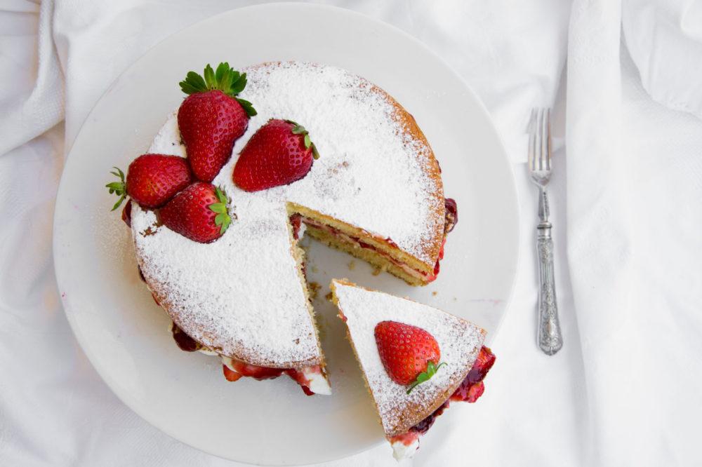 Victoria Sponge Cake -Senza glutine per tutti i gusti