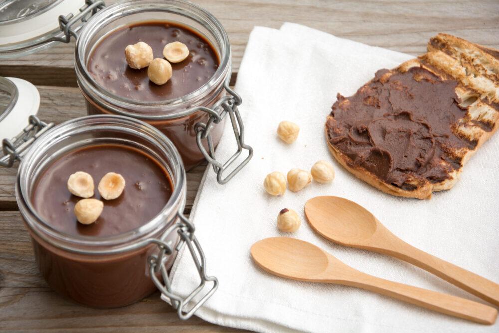 Crema Gianduia -Senza glutine per tutti i gusti