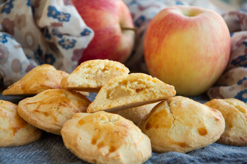 Biscotti cuor di mela -Senza glutine per tutti i gusti