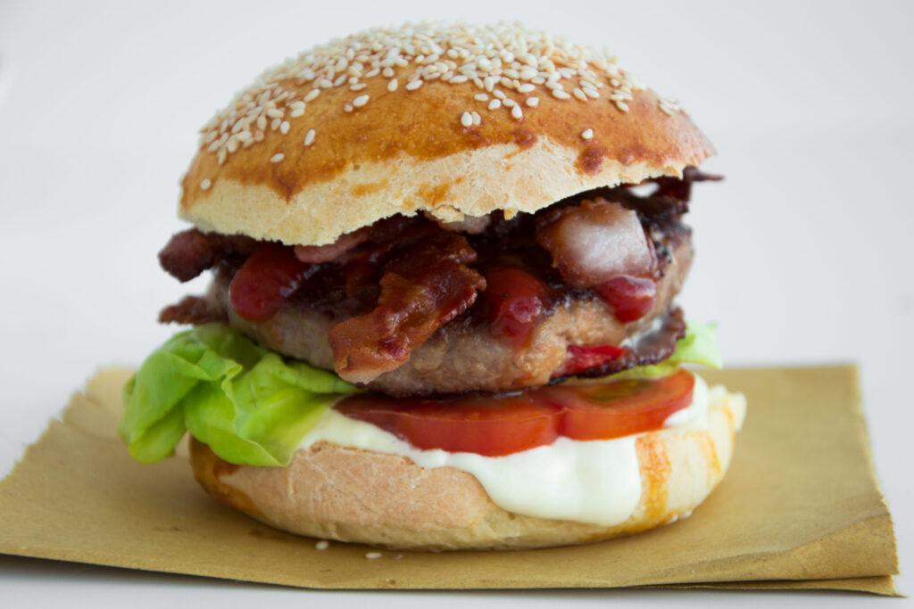 Hamburger senza glutine