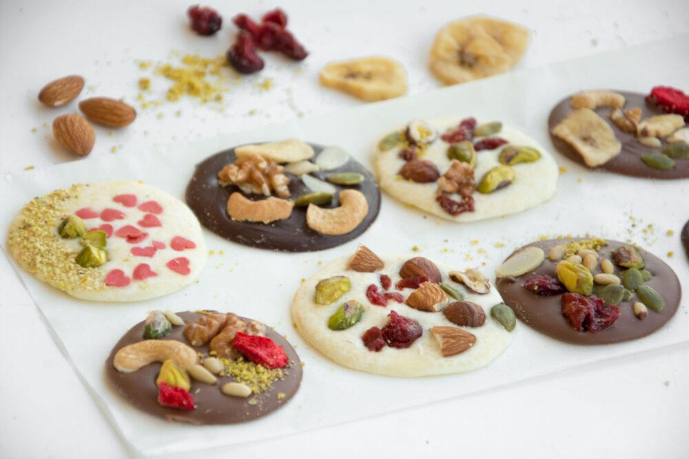 Mendiants -Senza glutine per tutti i gusti