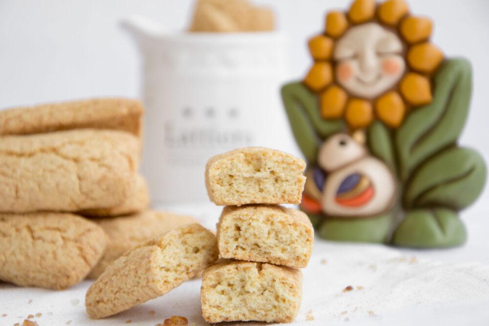 Biscotti da latte alla vaniglia -Senza glutine per tutti i gusti