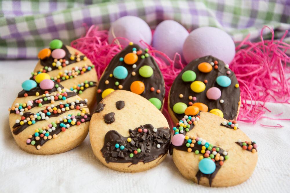 Frollini di Pasqua -Senza glutine per tutti i gusti