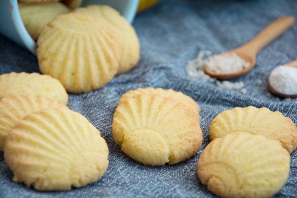 Conchiglie di riso al limone- Senza glutine per tutti i gusti
