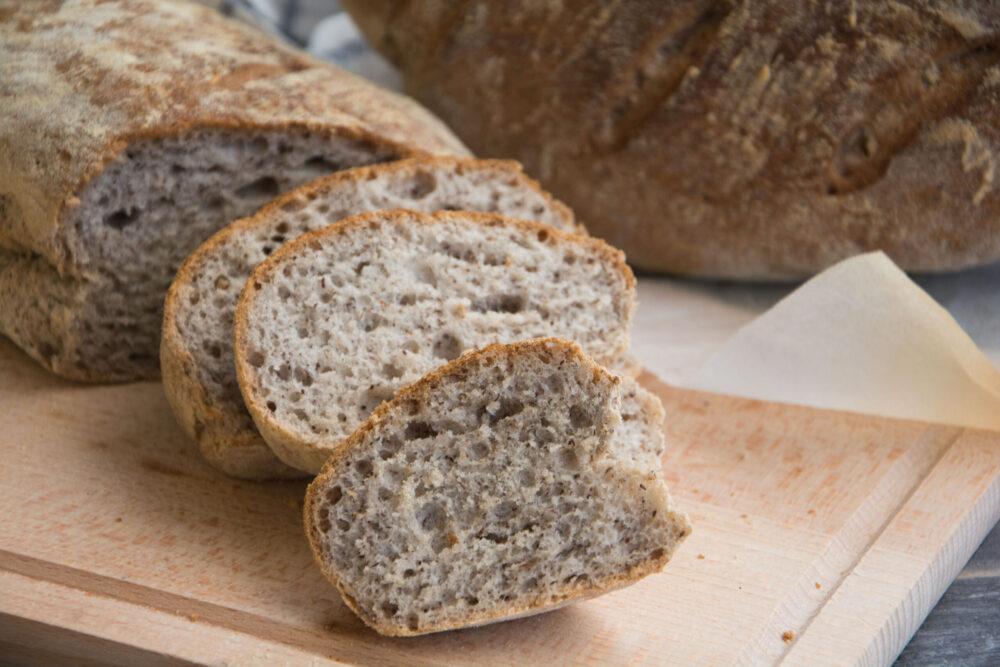 Filone al grano saraceno -Senza glutine per tutti i gusti
