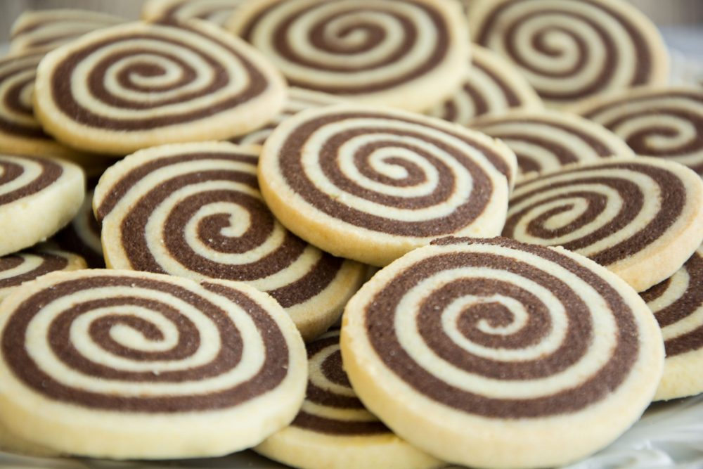 Sablés vaniglia e cacao -Senza glutine per tutti i gusti